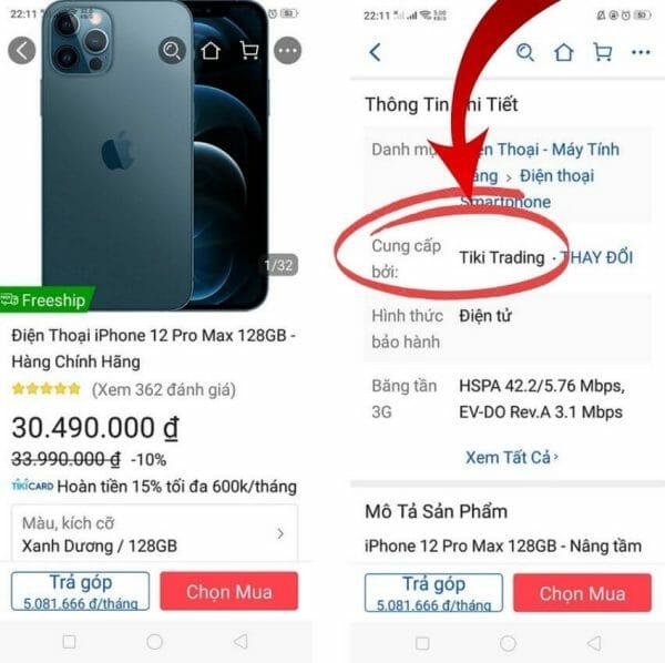 Tiki Trading là gì Tiki Trading có bán hàng Fake không