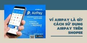liên kết Airpay với shopee