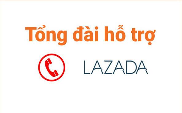 Tổng đài Lazada