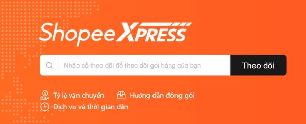 shopee express tra cứu