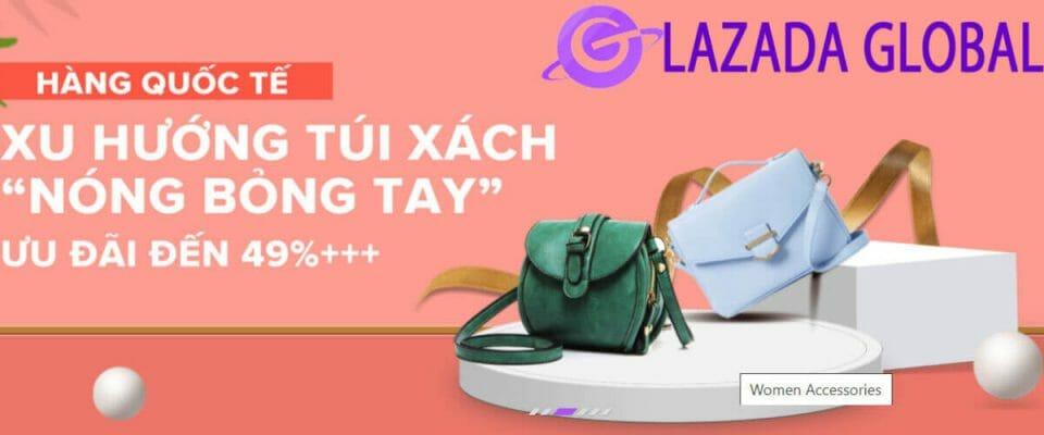 Lazada global là gì?