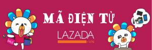Mã điện tử Lazada