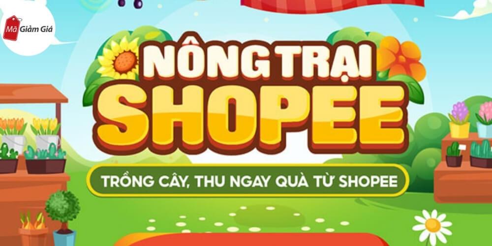 Game nông trại Shopee