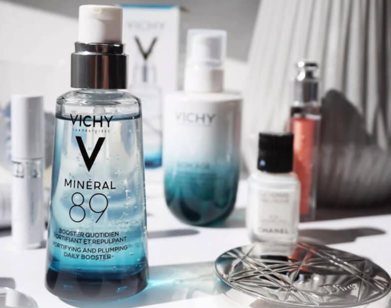 Vichy top 10 mỹ phẩm được yêu thích nhất Lazada
