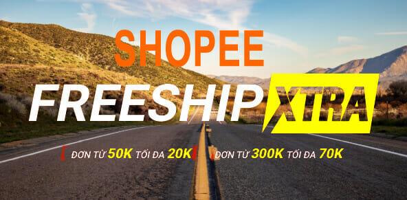 Shopee Freeship Xtra là gì