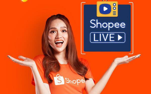 Hướng dẫn livestream trên Shopee