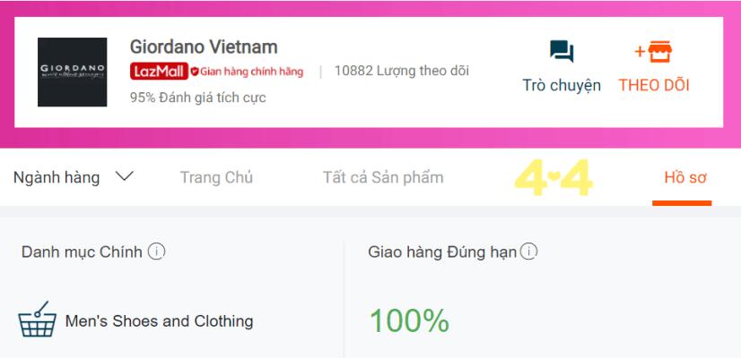 Giordano Việt Nam