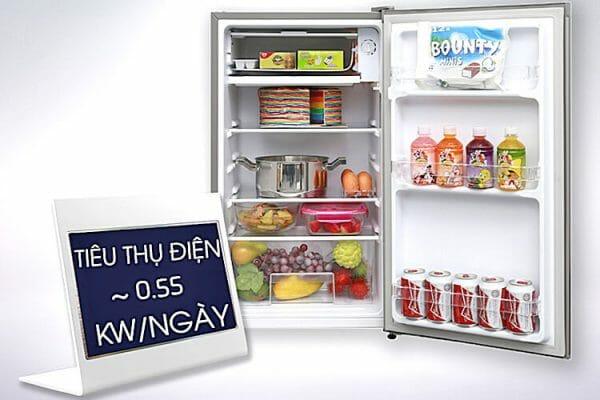 tủ lạnh tiki