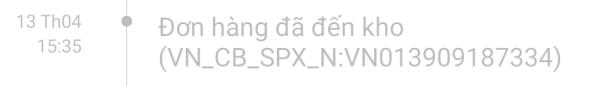 cách tra cứu vận đơn standard express