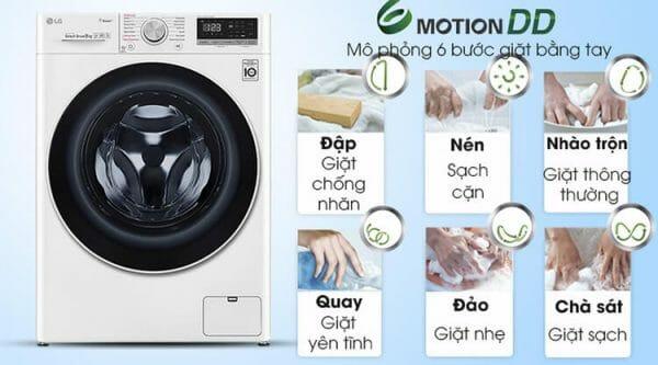 máy giặt tiki