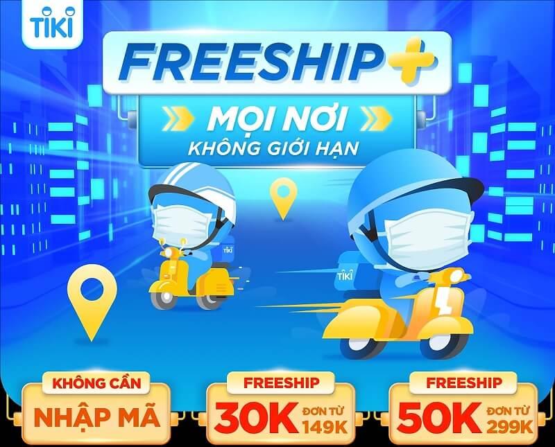Freeship Tiki 7.7